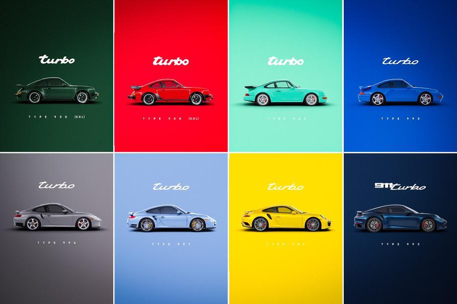 Кроссовки на честь Porsche 911 будут доступны к покупке всего 2,7 секунды 1