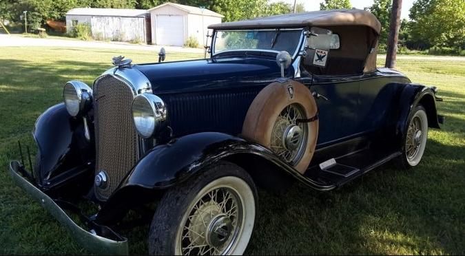 Обнаружена тайная коллекция довоенных авто - находки впечатляют: фото 1