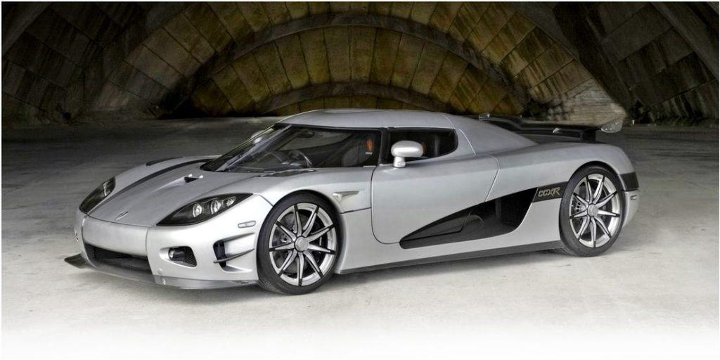 Самые дорогие автомобили современности. Топ-10 4