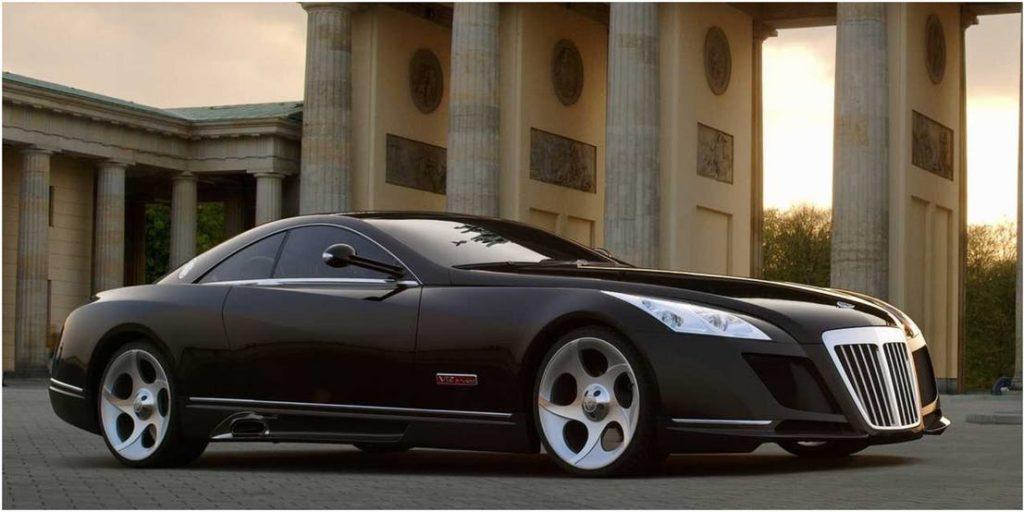Самые дорогие автомобили современности. Топ-10 7