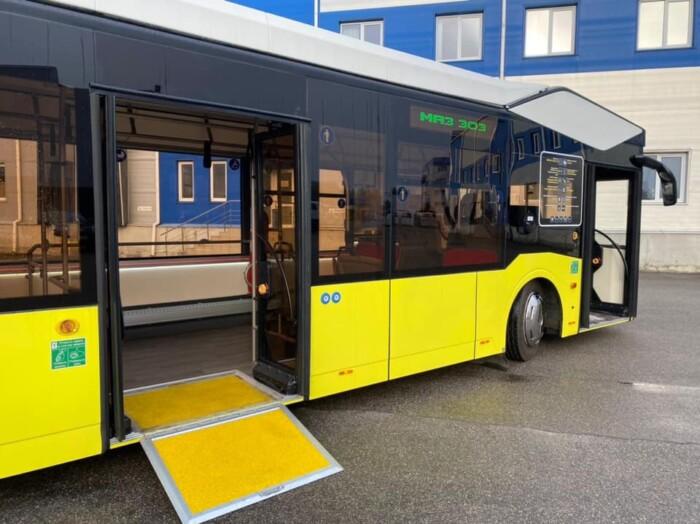 В Украине представили новый транспорт 2