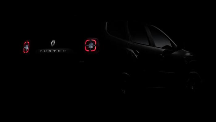 Renault показала фото нового кроссовера Duster 1