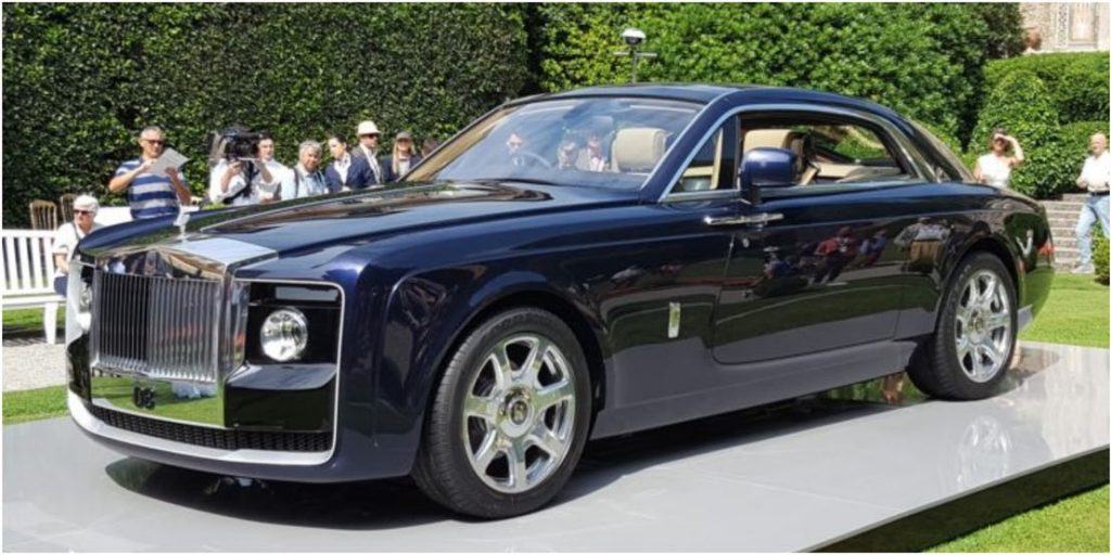 Самые дорогие автомобили современности. Топ-10 8