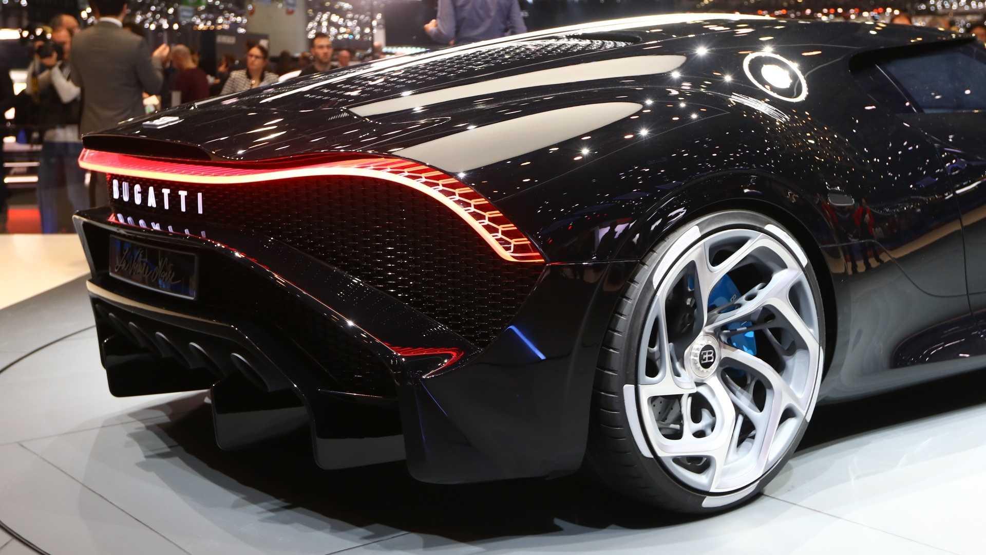 Bugatti представила самый дорогой в мире автомобиль 5