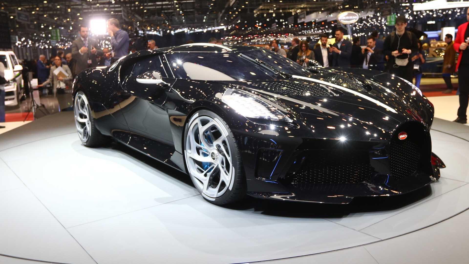 Bugatti представила самый дорогой в мире автомобиль 2