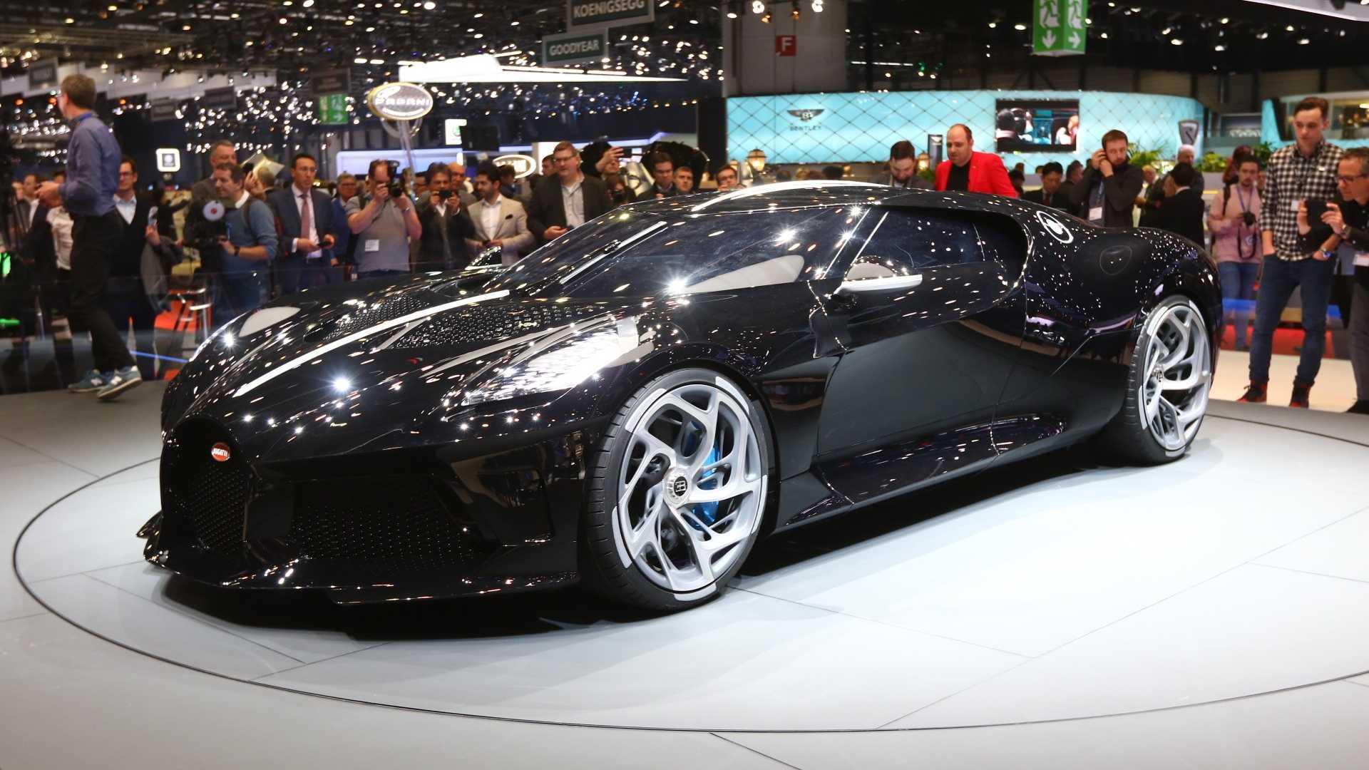Bugatti представила самый дорогой в мире автомобиль 1