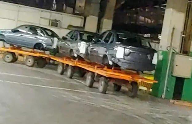 В каком виде «АвтоВАЗ» отправляет машины на «ЗАЗ» (фото) 2
