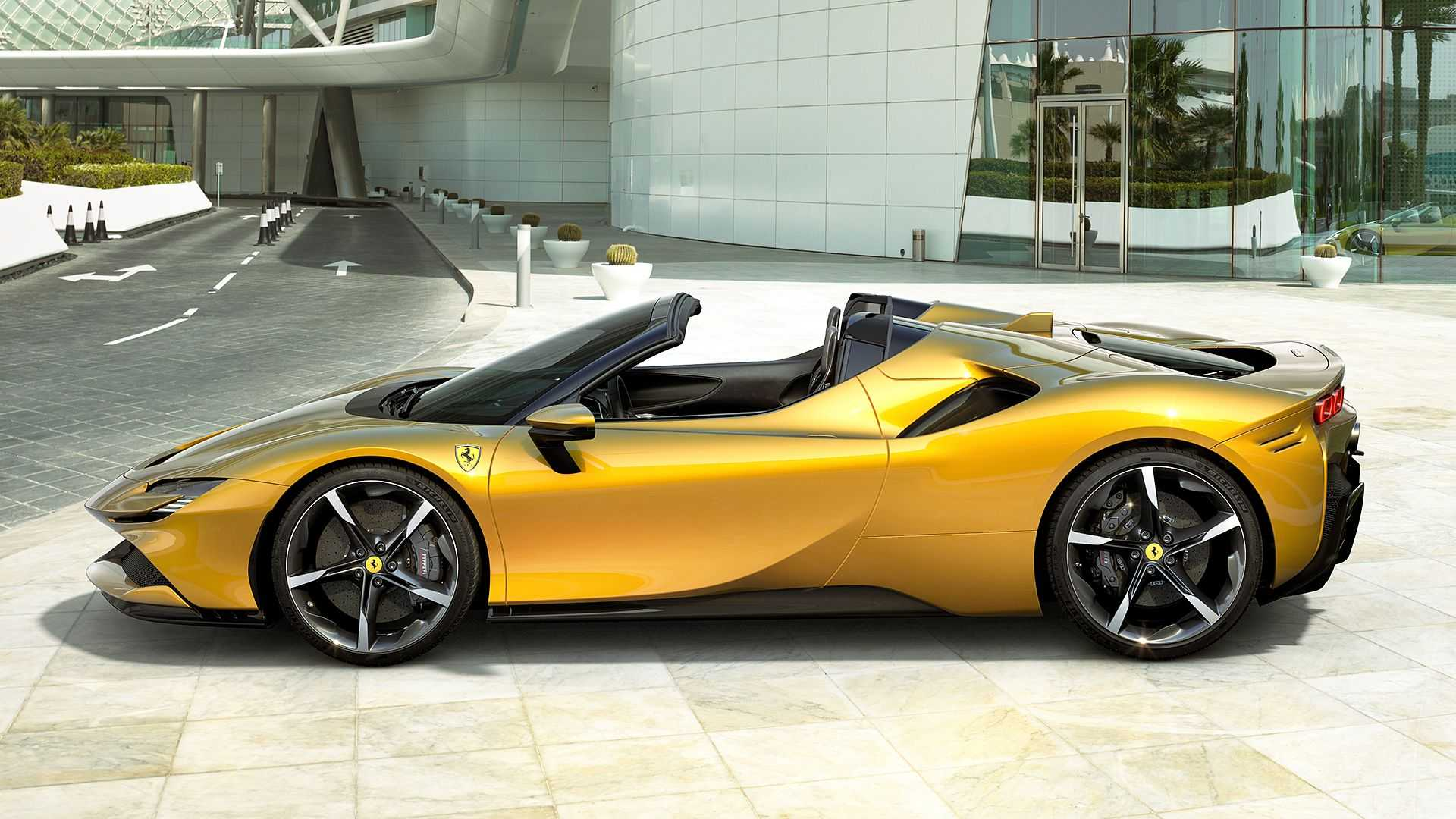 Официальные фото: Ferrari показала свой самый быстрый суперкар 2
