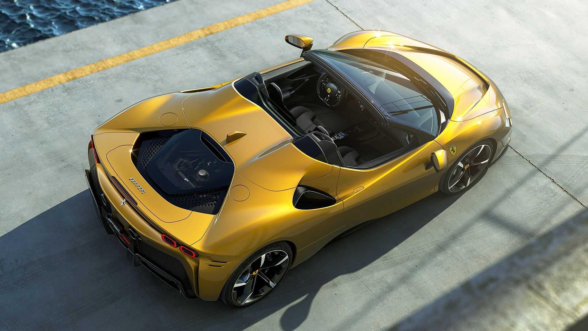 Официальные фото: Ferrari показала свой самый быстрый суперкар 3
