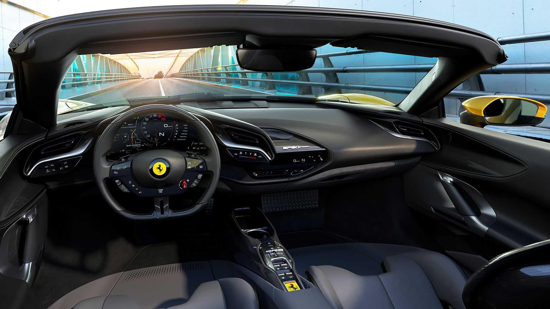Официальные фото: Ferrari показала свой самый быстрый суперкар 4