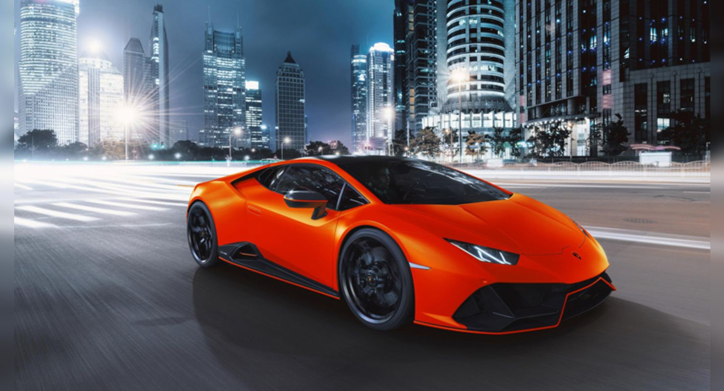 Уже на следующей неделе, Lamborghini представит новый спорткар   2