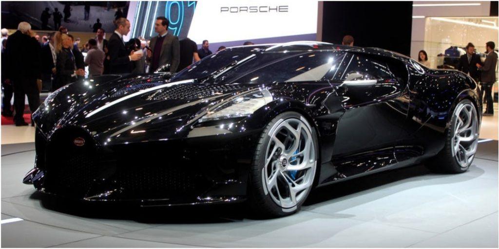 Самые дорогие автомобили современности. Топ-10 10