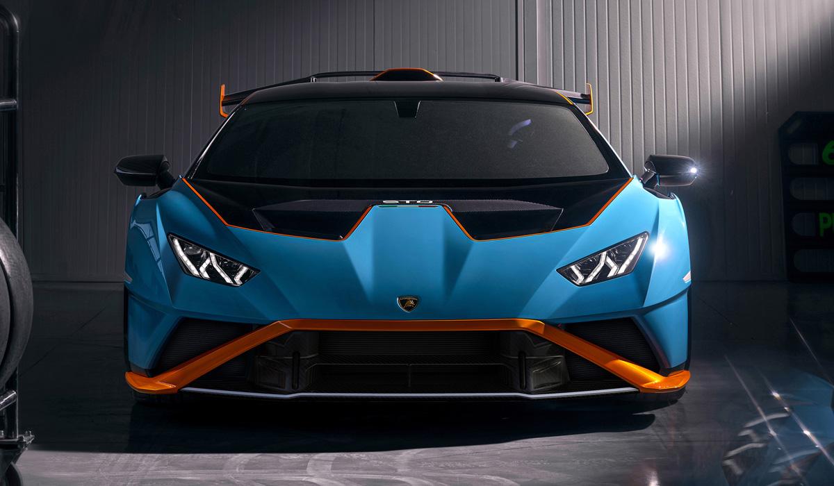 Lamborghini представила заднеприводный суперкар Huracan STO 3