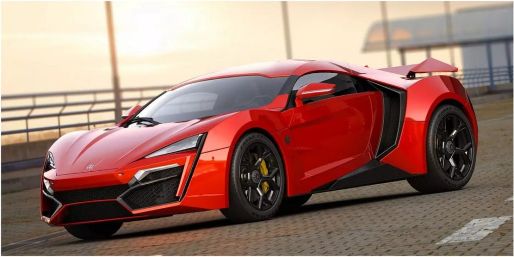 Самые дорогие автомобили современности. Топ-10 1