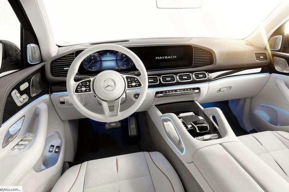 Представлен бюджетный кроссовер Mercedes-Maybach  2