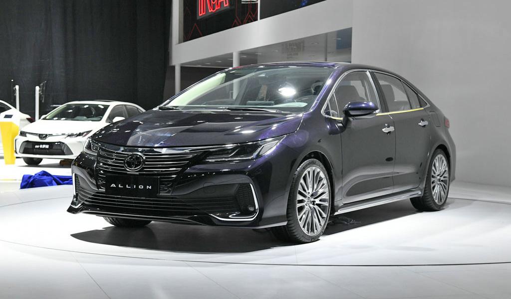 Бюджетная Toyota Camry: новый японский седан выходит на мировой рынок 1