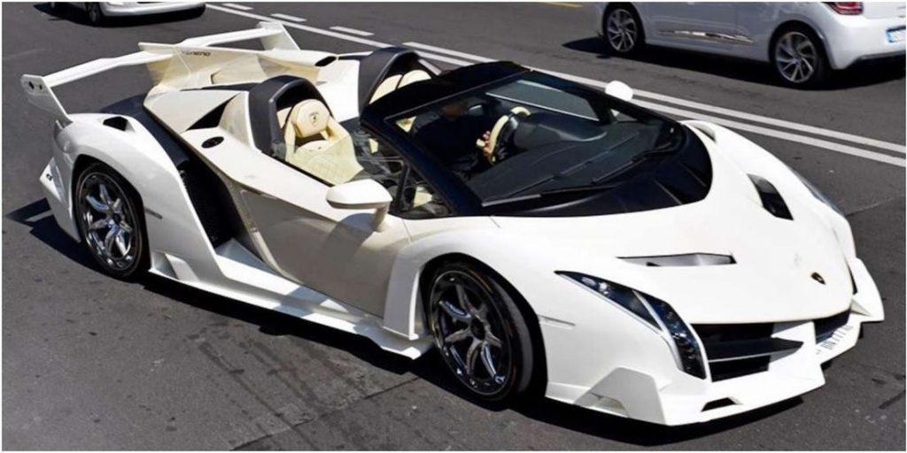 Самые дорогие автомобили современности. Топ-10 3