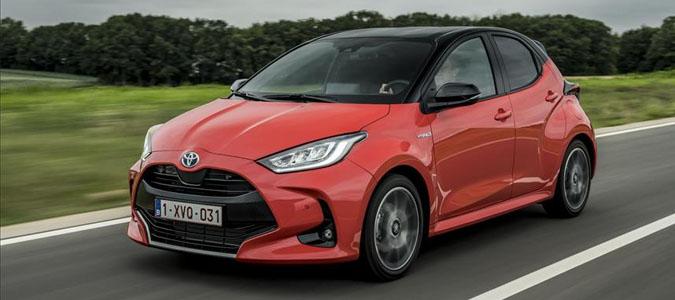 Toyota выводит на украинский рынок новинку с расходом 3,1л. на 100км. 1