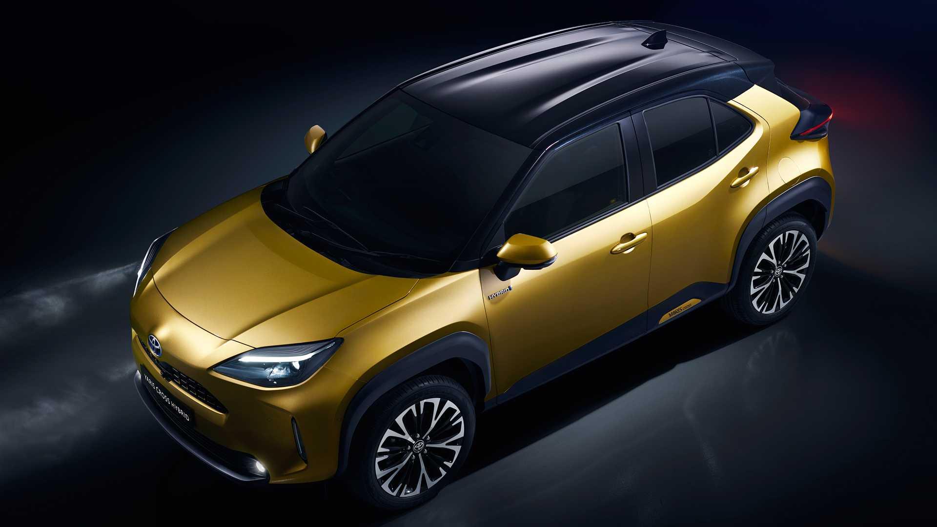 Новый кроссовер Toyota Yaris Cross выходит на мировой рынок 2