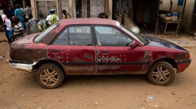Это грозит глобальной катастрофой: развитые страны отправляют в Африку миллионы старых машин 1