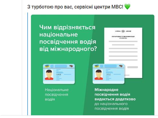 В МВД напомнили водителям, как получить водительское удостоверение международного образца 2