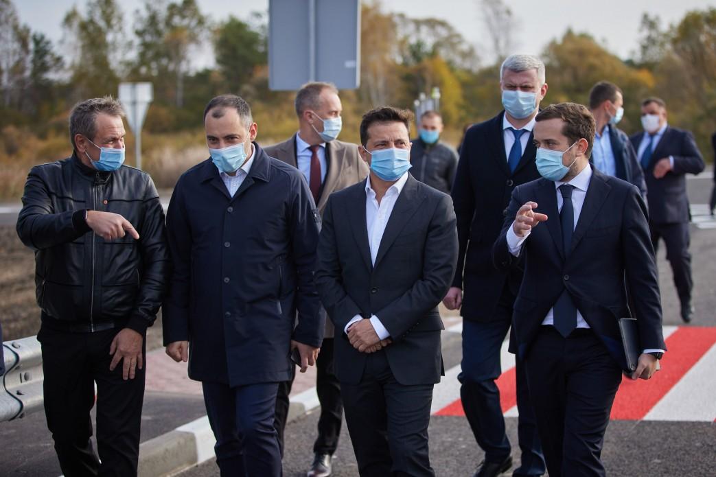 В Украине построят еще одну трассу – распоряжение президента 1