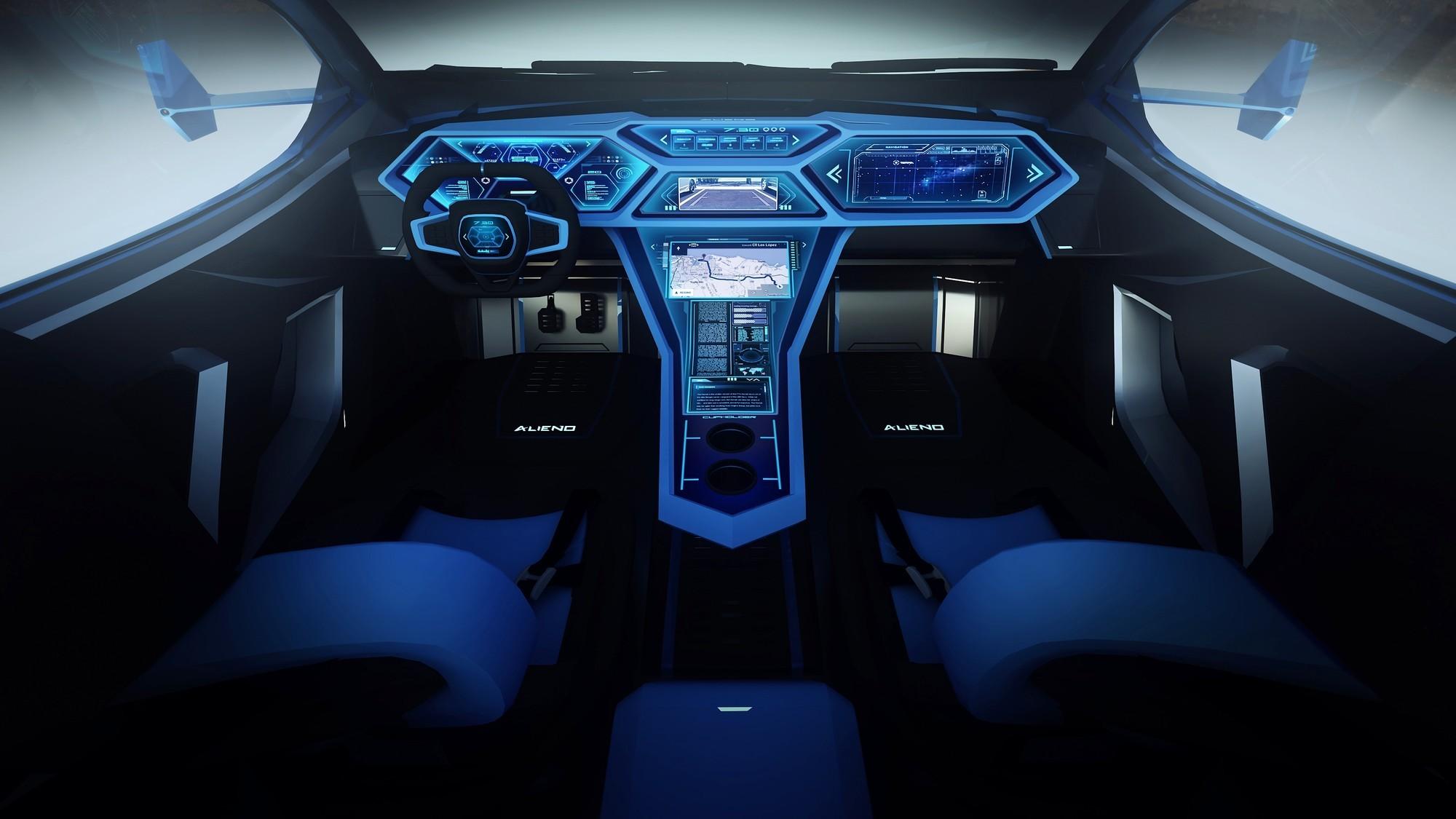 Первый болгарский суперкар станет самым мощным автомобилем в мире 3