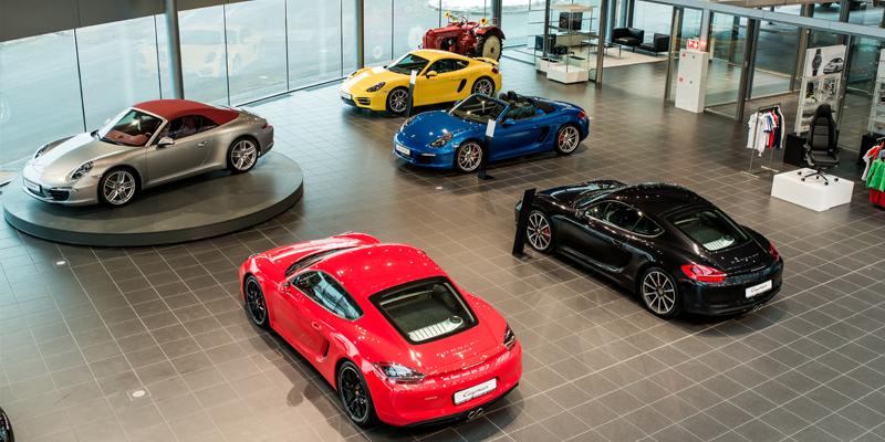 Porsche позволит клиентам менять автомобили как перчатки 1