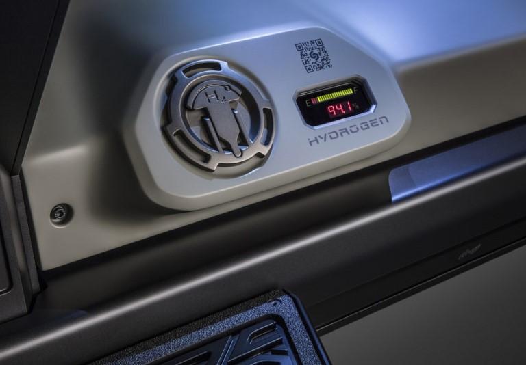 General Motors представил высокотехнологичный грузовой концепт 3