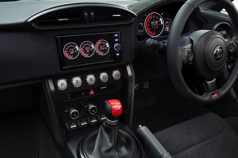 Toyota показала свой новый спорткар 2