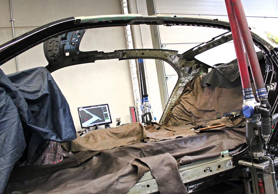 Немцы сделают купе из роскошного лимузина Bentley 1