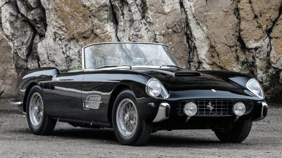 Самый дорогой Ferrari 1958 года пустят с молотка 1