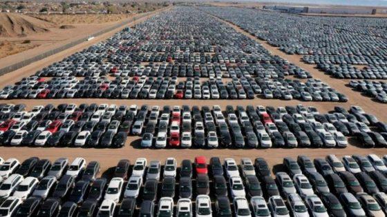 Китай начал экспорт подержанных автомобилей 1