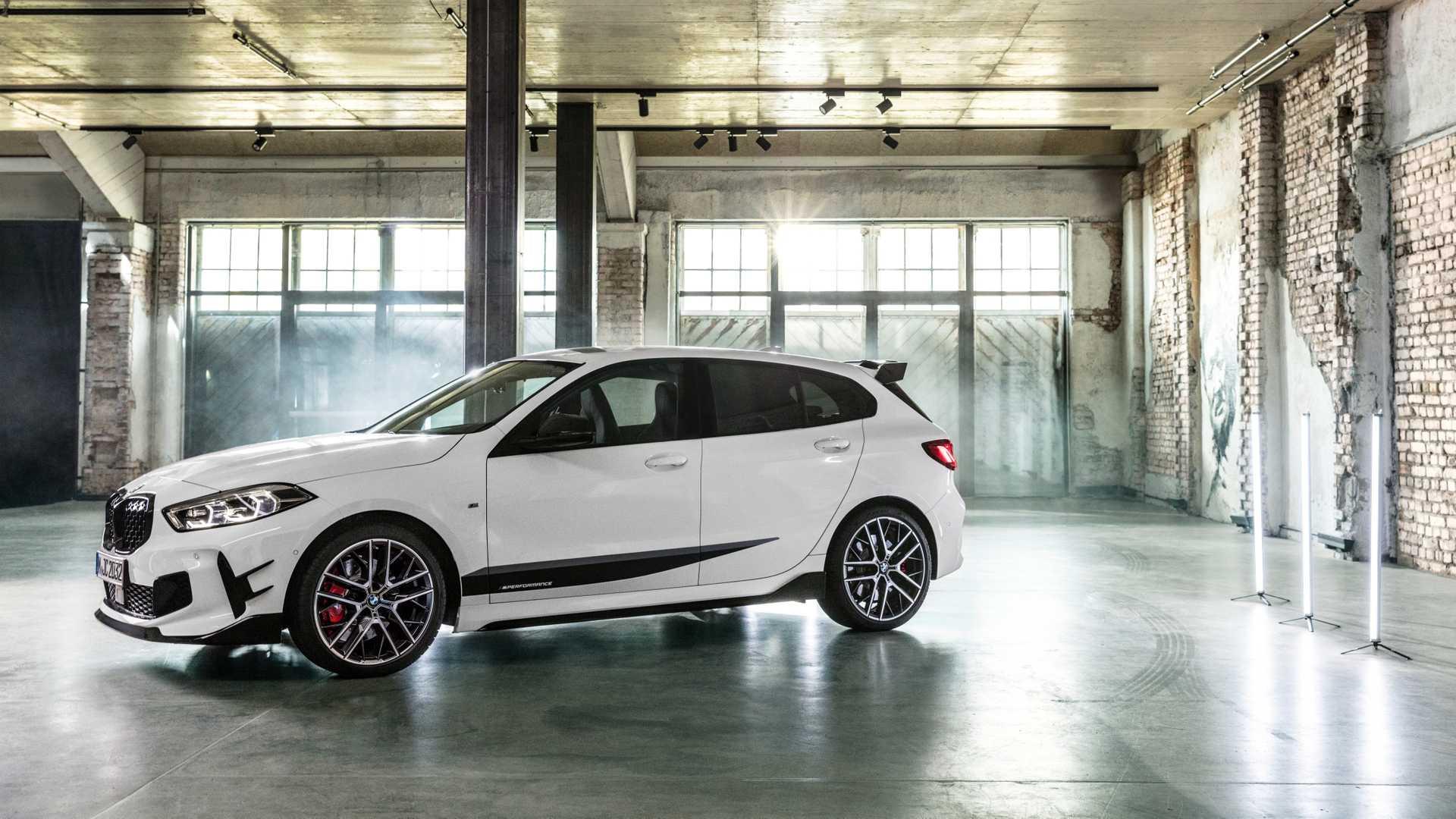 BMW может выпустить самую мощную «единичку» 1