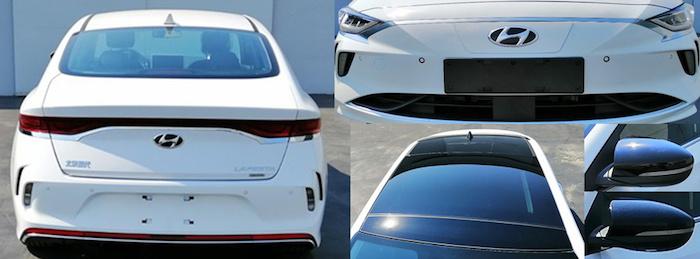 Молодежный седан Hyundai Lafesta превратится в электрокар 1