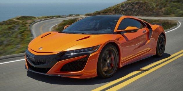 Acura запрещает дилерам выполнять кузовной ремонт суперкара NSX 1