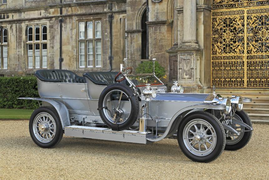 Первый Rolls-Royce Silver Ghost продан за рекордную цену 4