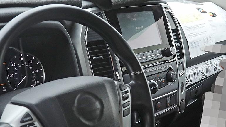 Nissan Titan XD лишится дизельного двигателя 3