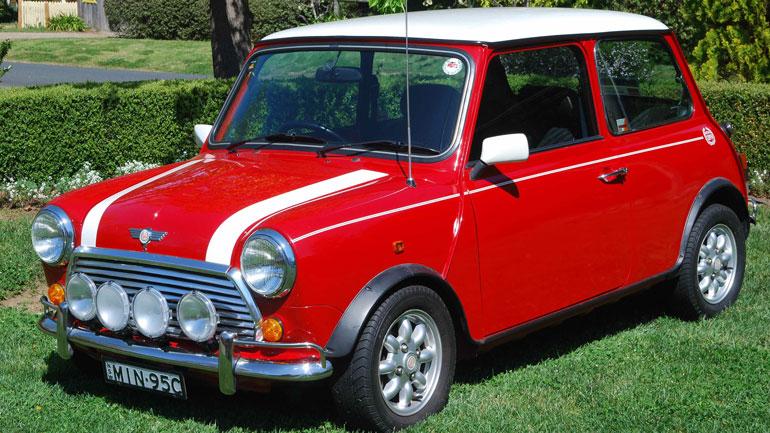 Mini выпустила свой 10-миллионный автомобиль 1