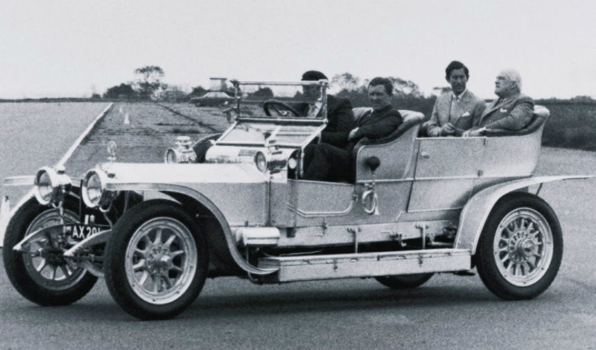 Первый Rolls-Royce Silver Ghost продан за рекордную цену 2