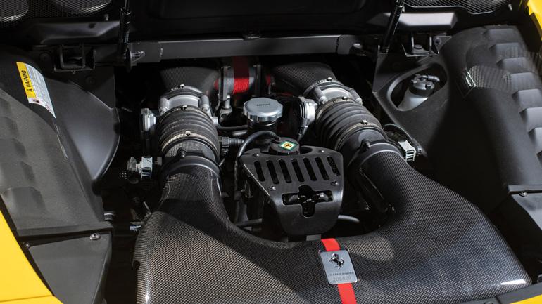 Уникальный Ferrari Sergio пустят с молотка 2