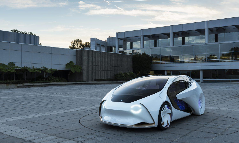 Toyota готовится «захватить» европейский рынок электрокаров 1