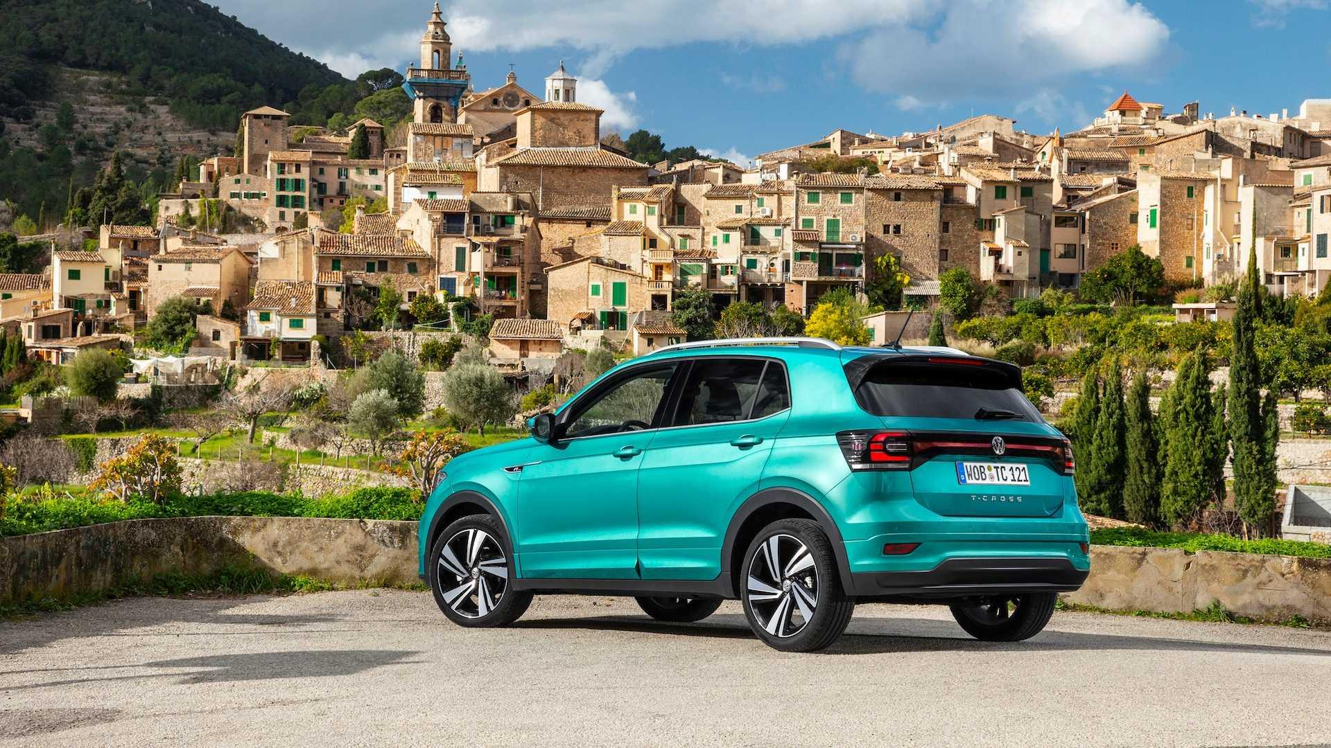 Маленький кроссовер Volkswagen превратится в купе 1