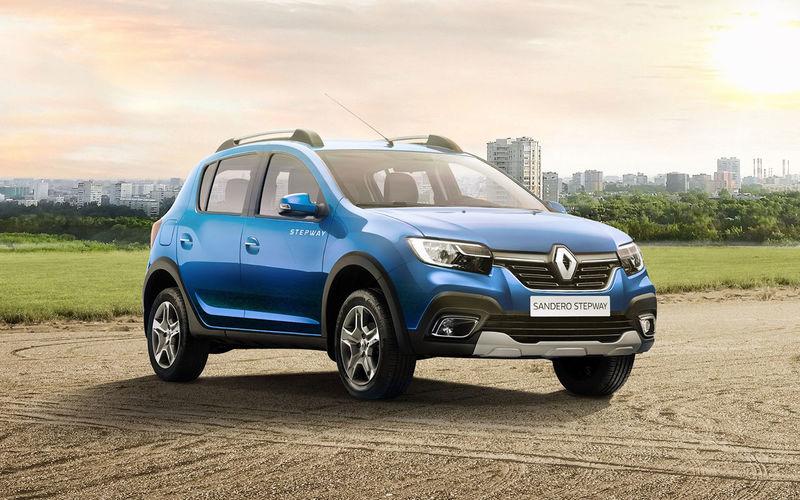 Renault «повысит» Sandero до кроссовера 1