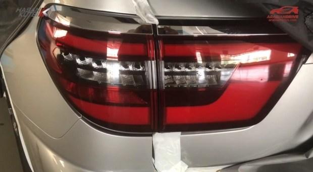 В Сеть выложили новые кадры Nissan Patrol 2020 4