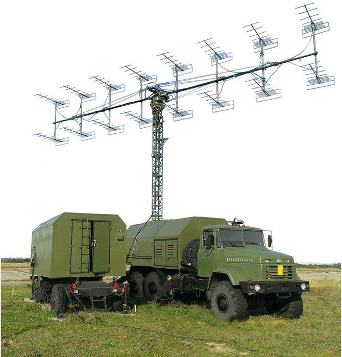 АвтоКрАЗ поставил военным шасси под РЛС Малахит 1
