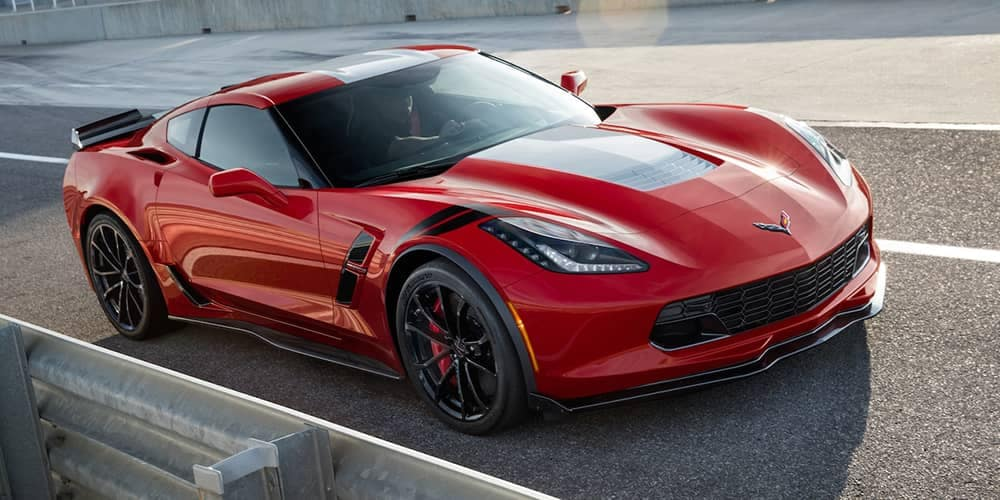 Chevrolet Corvette лишится хромированных колёс 1
