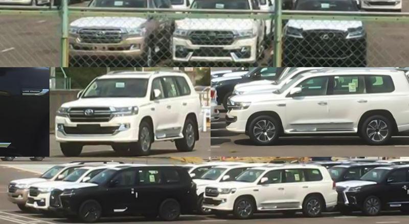 Обновленный Toyota Land Cruiser 200 — скоро в продаже 1