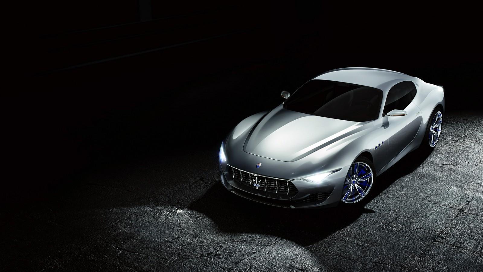 Maserati рассказала о своих планах на будущее 1