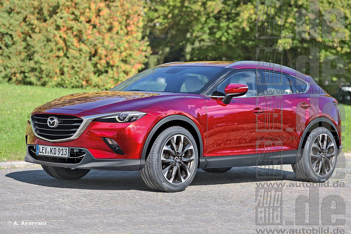 Первый тест Mazda3 с мотором Skyactiv-X 2